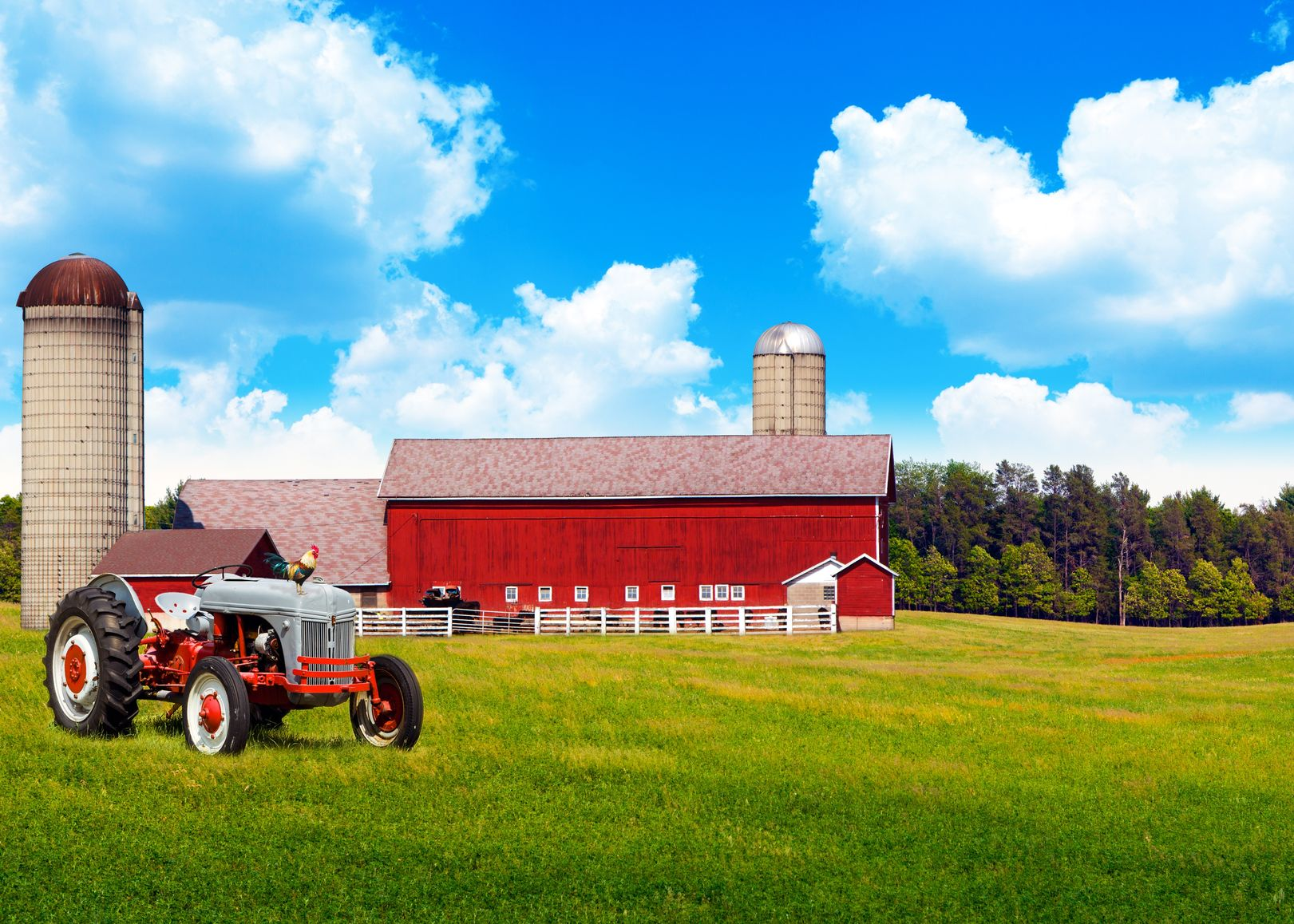 Portland, Oregon. Farm & Ranch Insurance